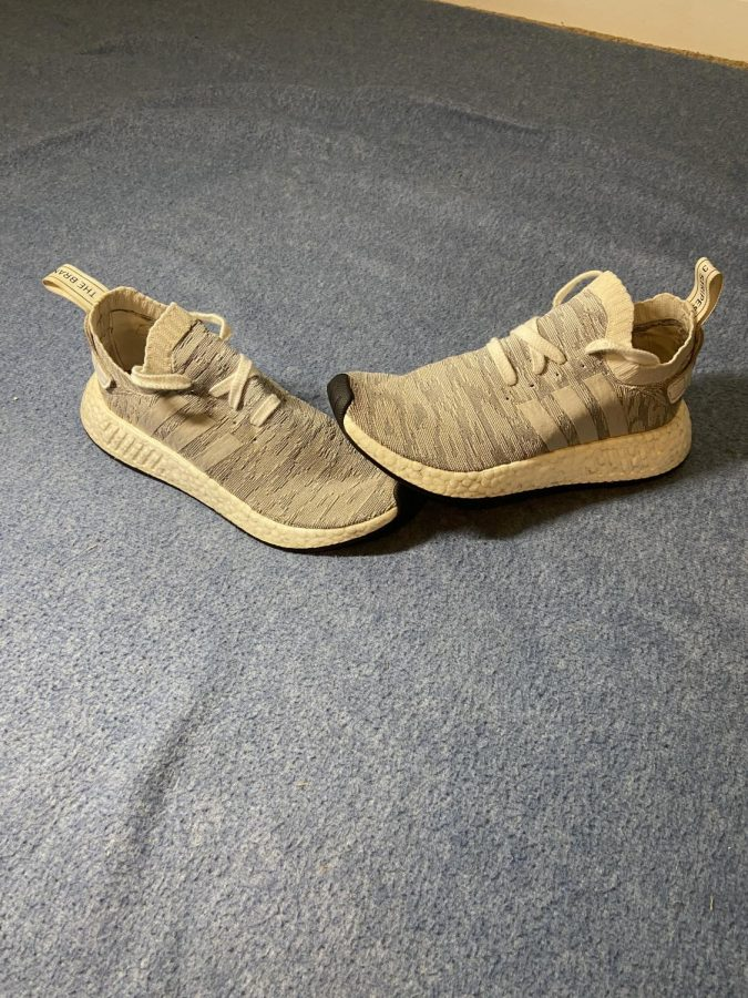 I am selling my old NMD