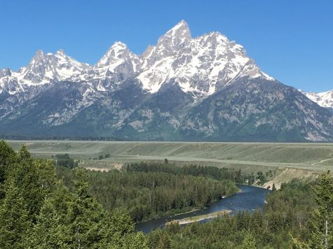 A trip to Wyoming