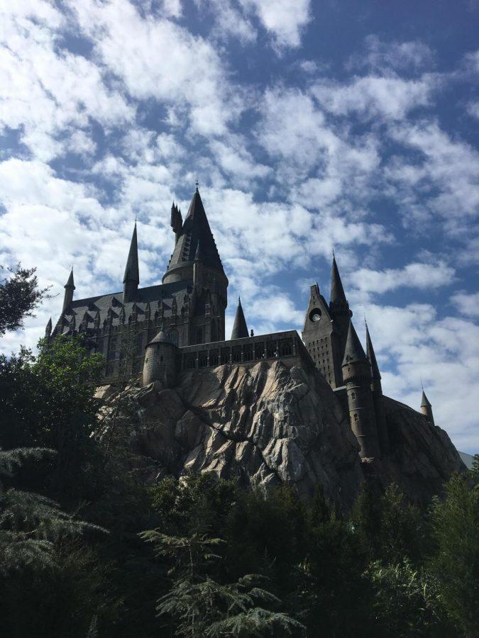 A Trip to Universal Studios