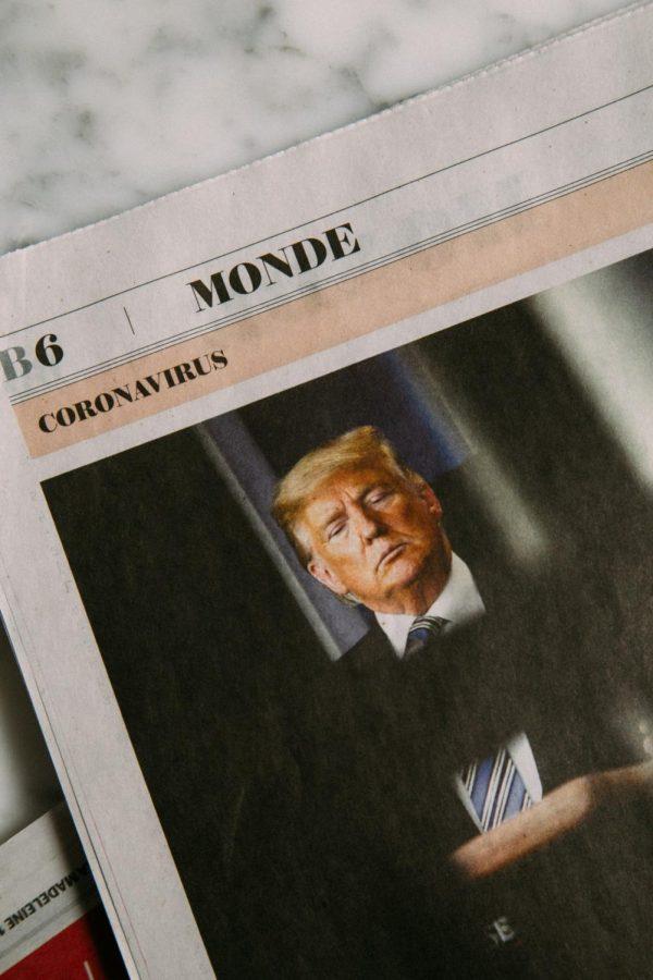 Trump Contracts Covid-19