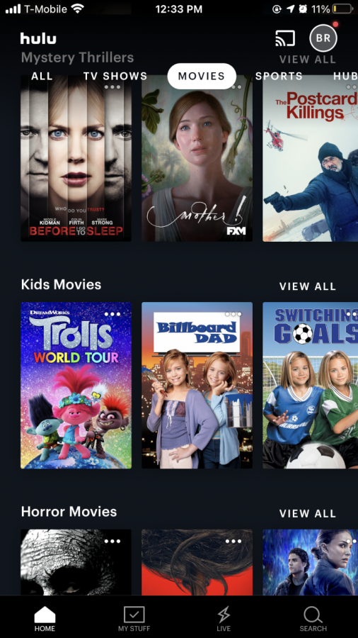 Hulu has 23 genres that you and your friends and family can enjoy. Ranging from kids movies, to crime, to even anime. Hulu and Netflix have most of the same genres, but Hulu has more creative options for you to choose from.