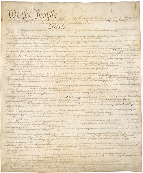 https://commons.wikimedia.org/wiki/File:Constitution_of_the_United_States,_page_1.jpg
