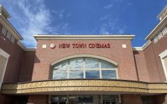 New Town Regal Cinema shuts down in reposes to coronavirus