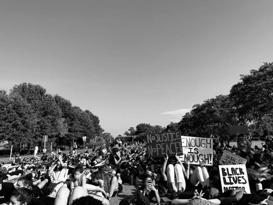 Black lives Matter vs. Police Brutality