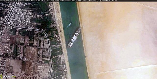 Egypt%3A+The+Suez+Canal+blockage