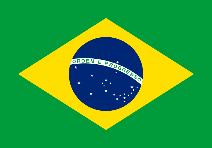 Brazil%27s+flag+was+officially+adopted+in+1889.+There+are+a+total+of+27+stars+for+the+26+states+and+capital%2C+Brasilia.+The+phrase%2C+%22ORDEM+E+PROGRESSO%22+is+Portuguese+for+%22Order+and+Progress%22.+