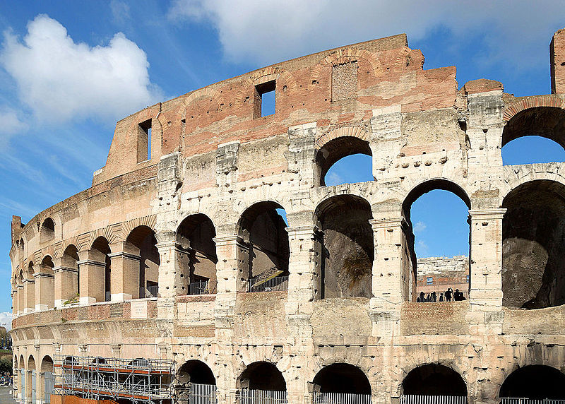 The Coliseum is one of Italys most iconic landmarks and was once the hub of Rome