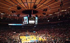 The Knicks will have the biggest NBA crowd since the pandemic began, and you already know MSG will be rocking.