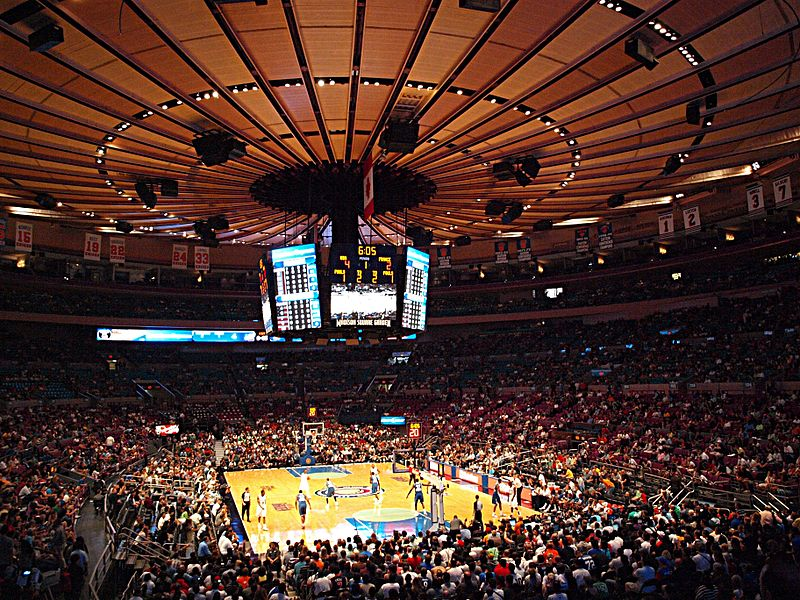 The New York Knicks Are Back
