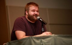 Robert Kirkman, the creator of hit comic series The Walking Dead, is also the creator of Invincible