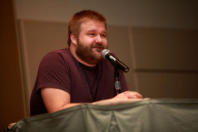 Robert+Kirkman%2C+the+creator+of+hit+comic+series+The+Walking+Dead%2C+is+also+the+creator+of+Invincible+