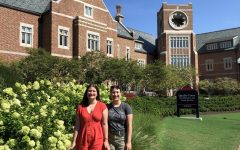 Touring colleges with my sister has allowed me to talk to someone else who understands exactly what Im going through.